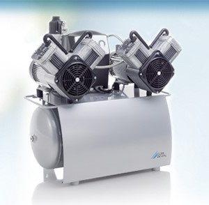Compresseur Durr Dental Trio avec déssicateur d'air (Copie)