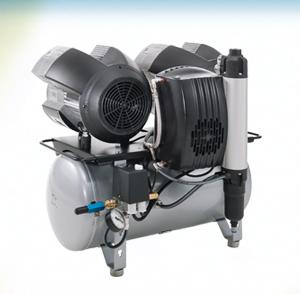 Compresseur Durr Dental Tornado 4 Cylindres