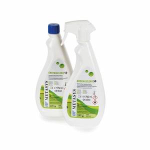 Métasys Green&clean SD Avec alcool